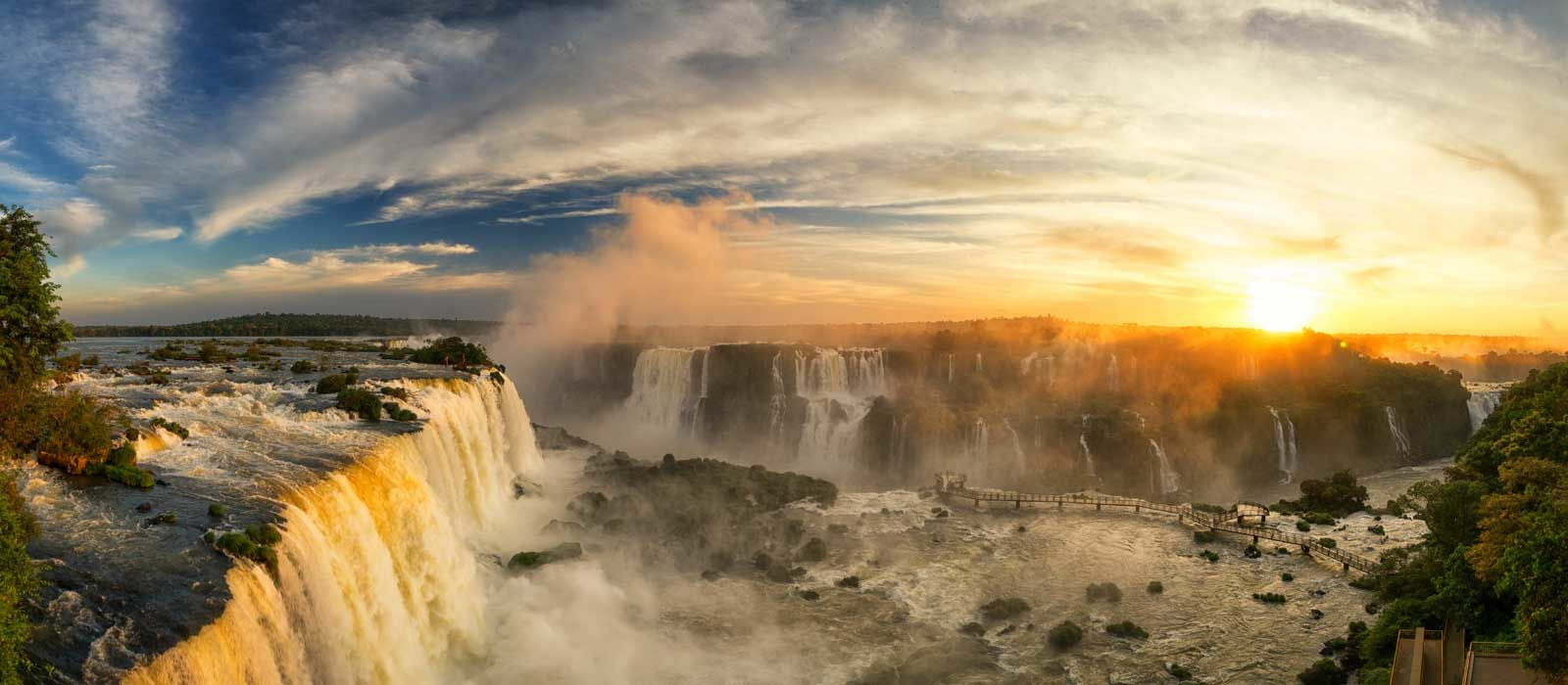 Culture, Waterfalls and Beach Bliss in Brazil Tour Trip 2