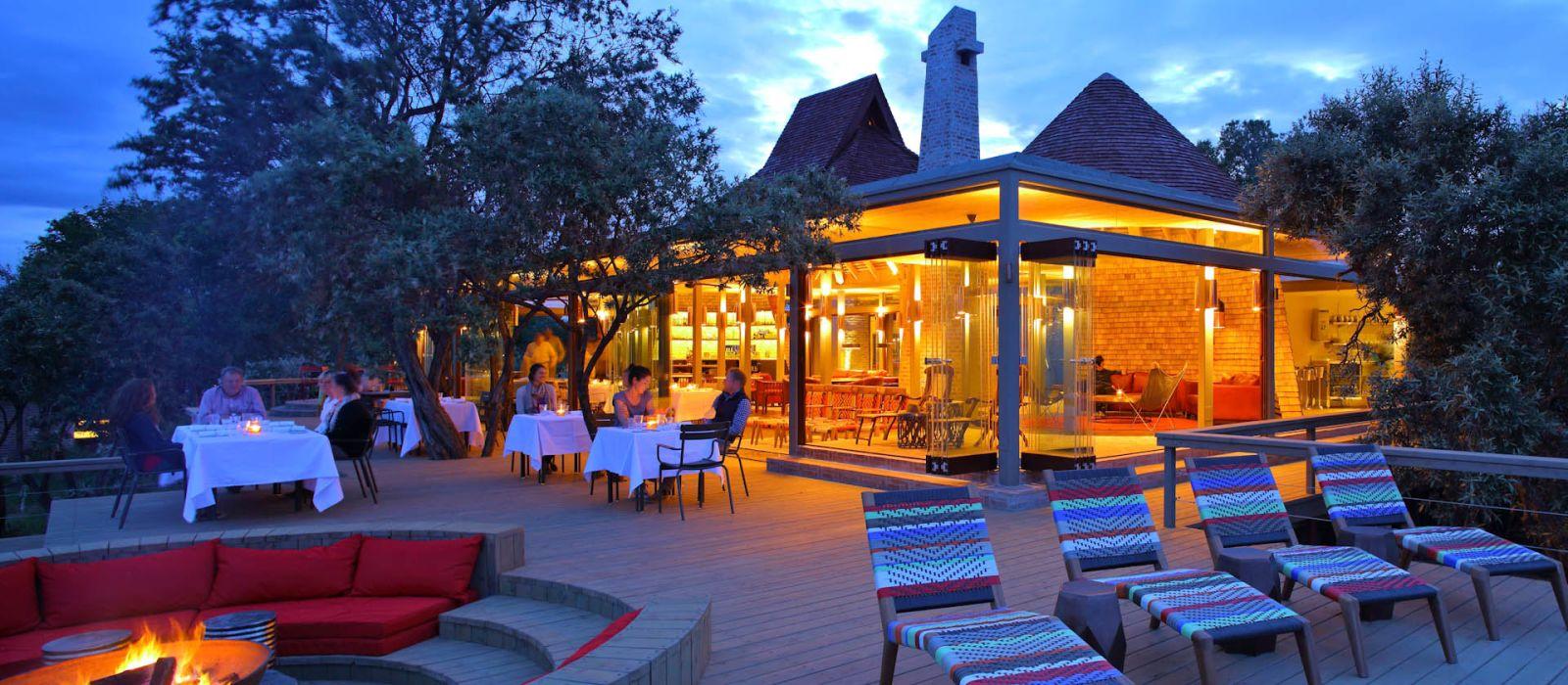 Hotel Angama Mara Kenya