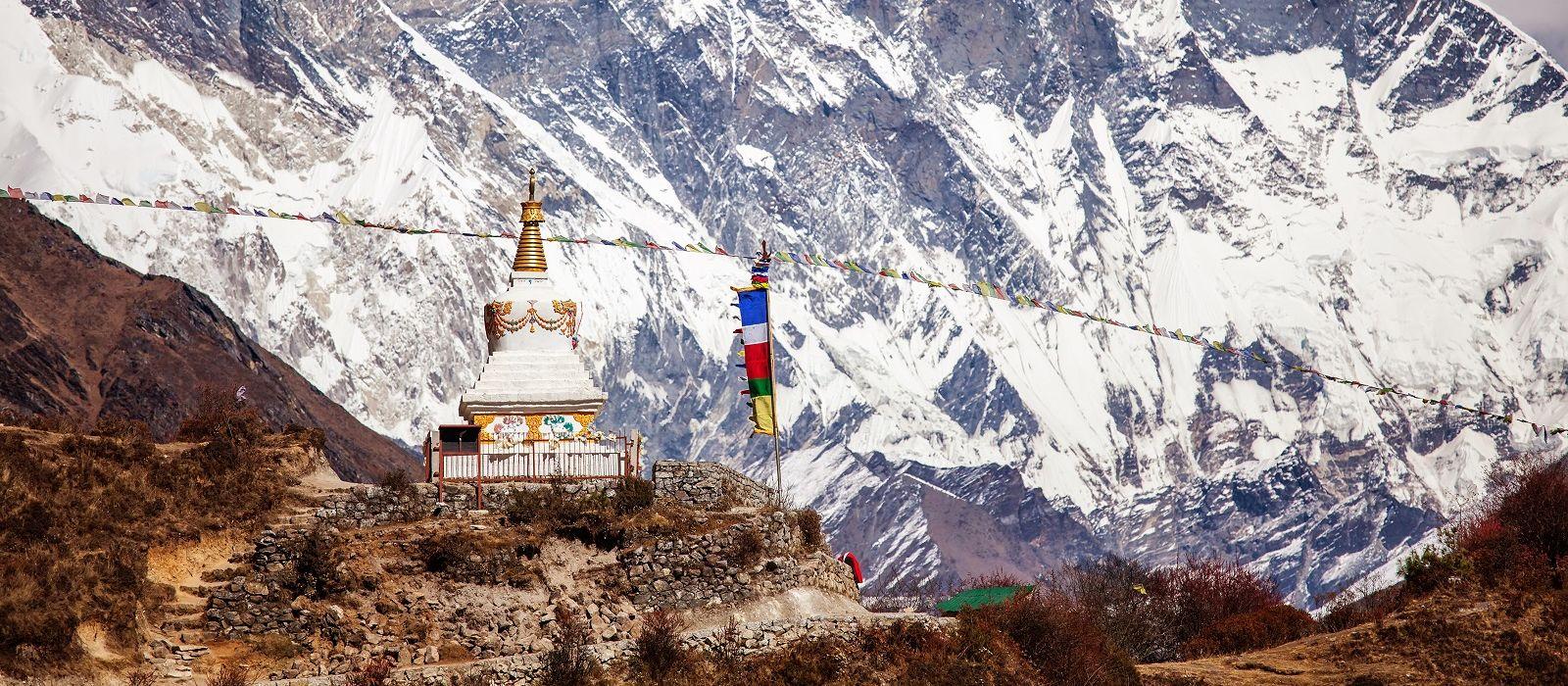 Highlights of the Himalayas: Nepal, Bhutan and Tibet Tour Trip 3