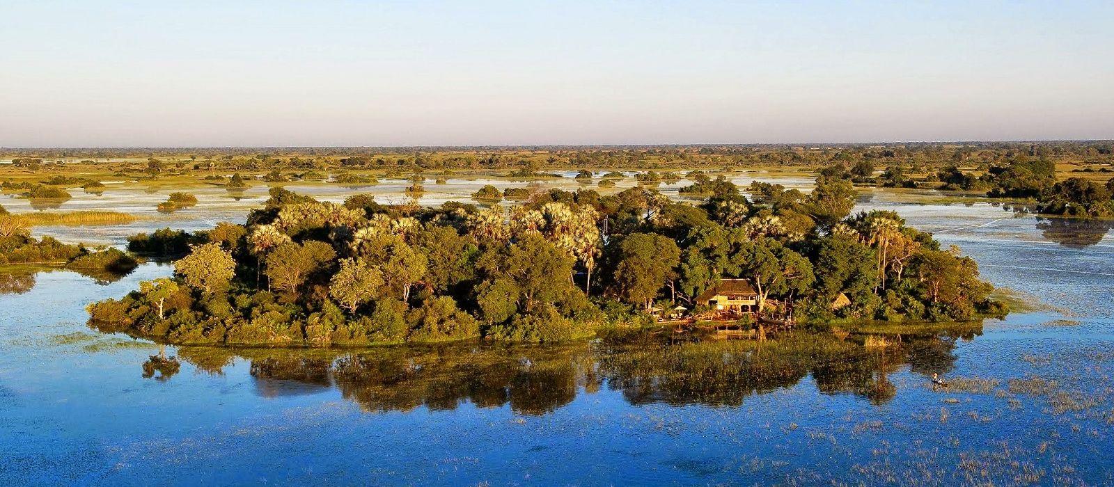 Südafrika, Simbabwe & Botswana: Wilde Tiere & glitzernde Gewässer Urlaub 1