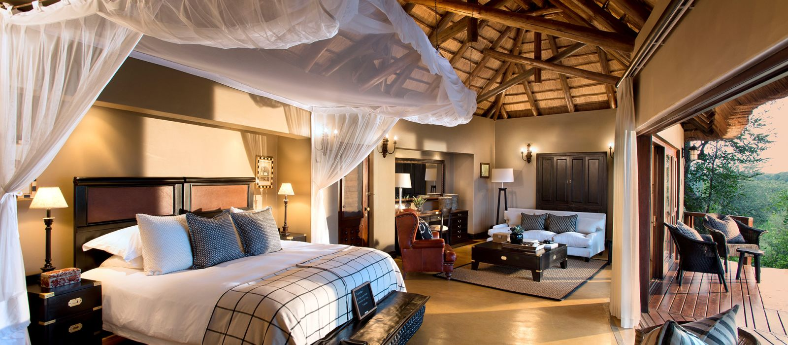 Hotel Lion Sands Tinga Lodge South Africa