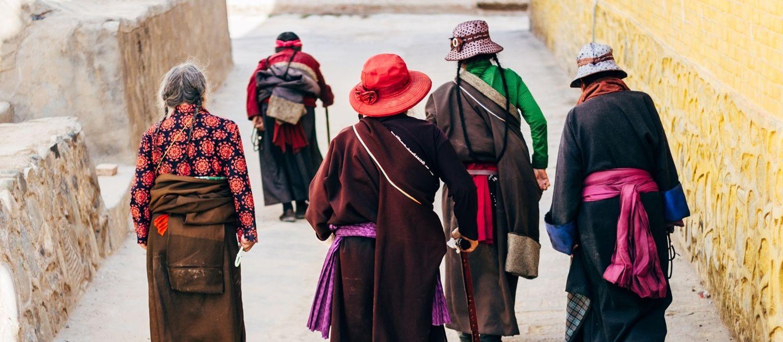 Tibet and Nepal: Himalayan Highlights Tour Trip 4