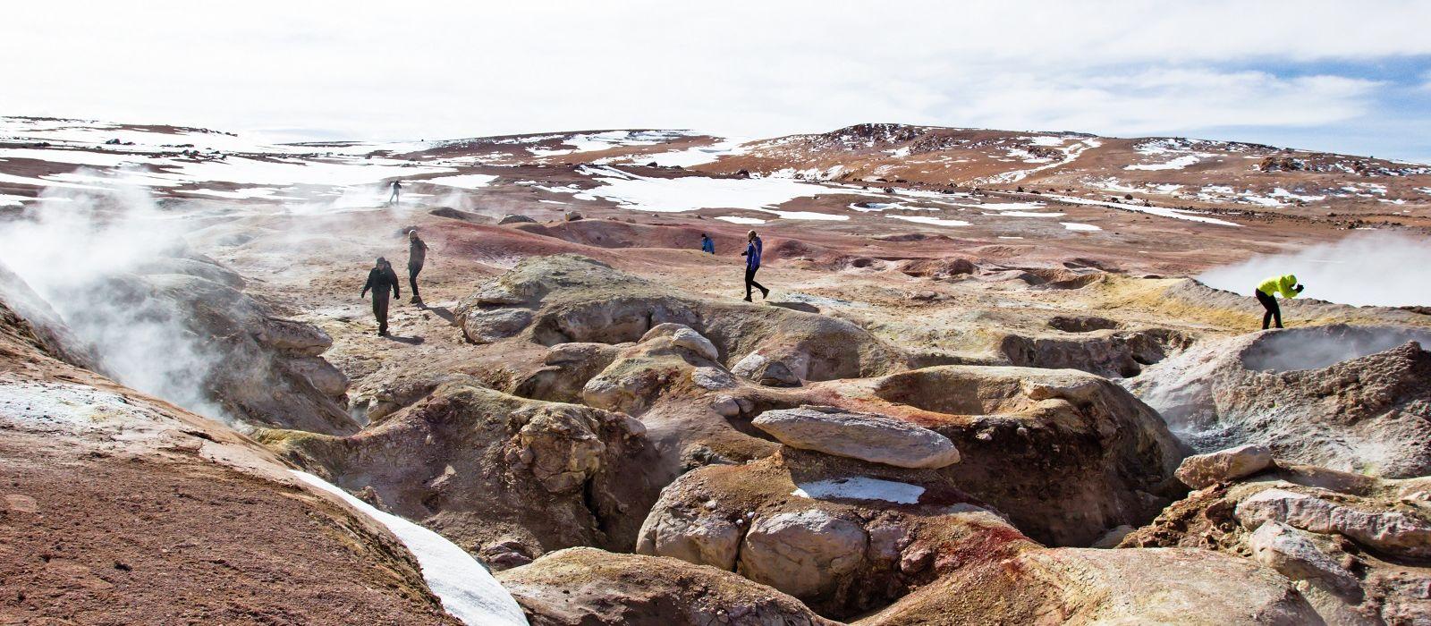 Einsame Wüsten, ewige Gletscher & geheimnisvolle Osterinsel – das Beste von Chile Urlaub 4