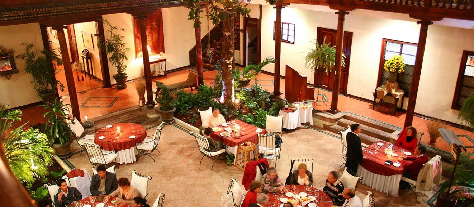 Hotel  Santa Lucía Ecuador/Galapagos