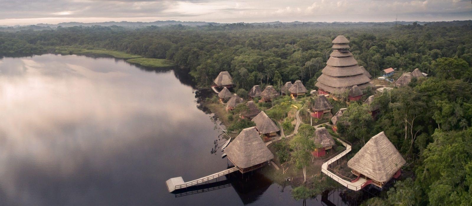 Ecuador –  Amazon, Mainland & Galapagos Tour Trip 1