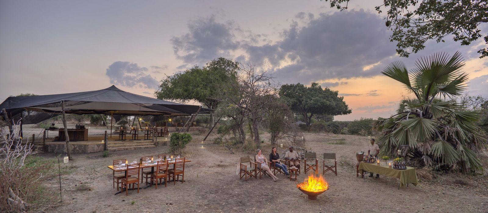 Hotel Roho ya Selous Tanzania