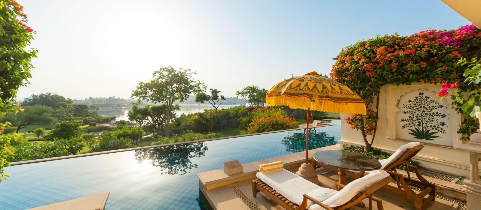 The Oberoi Hotels & Resorts Sommerangebot: Royales Rajasthan Urlaub 5