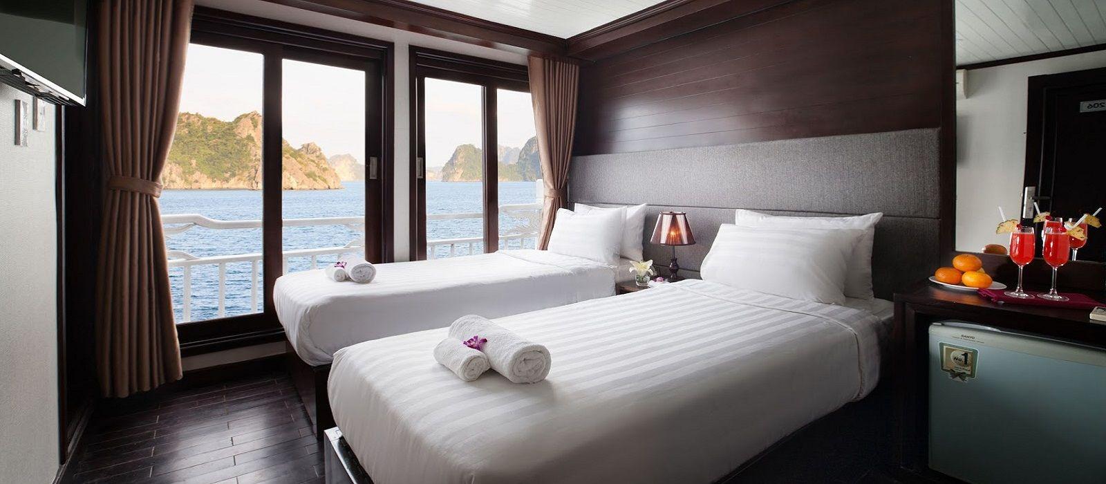 Hotel Stella Cruise Halong Bay Vietnam