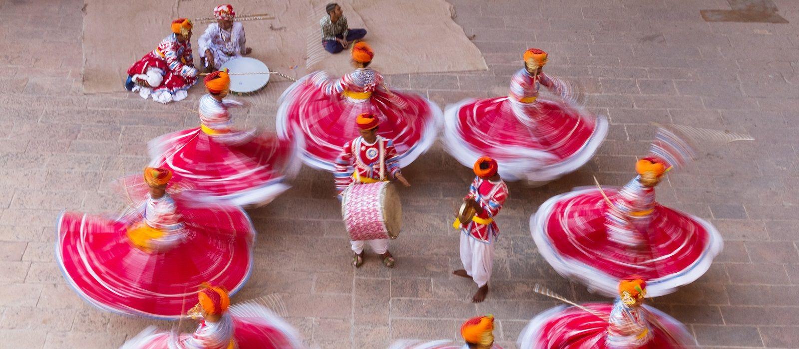 Luxeriöse Reise nach Indien: Verzaubernde Paläste und goldener Strand Urlaub 7