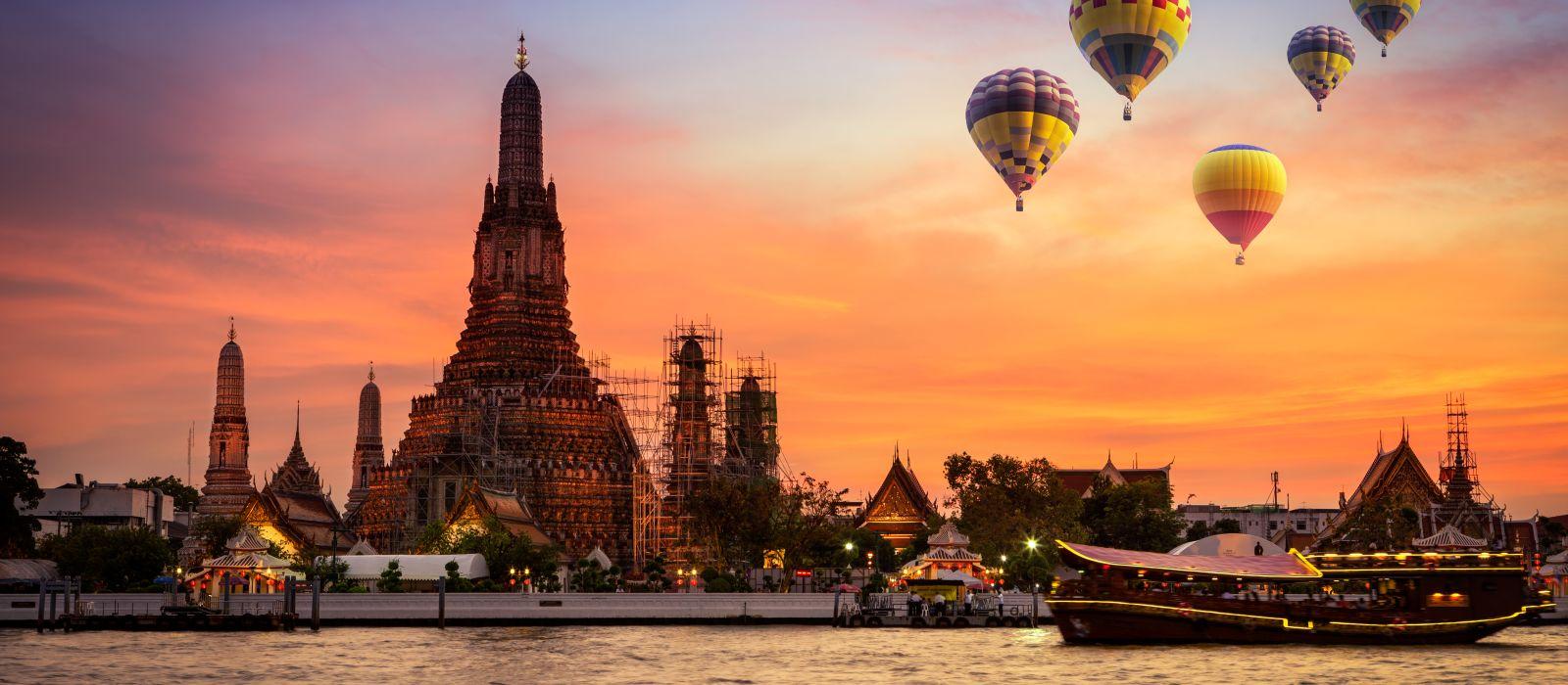 Thailand's Northern Heart and Koh Samui Beach Tour Trip 1