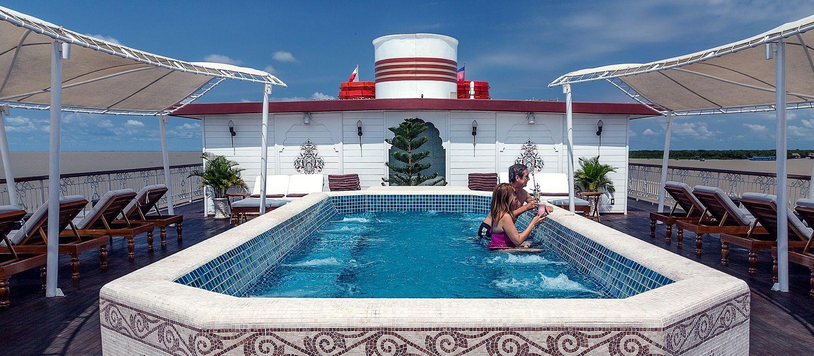 Hotel The Jahan Cruise 7N/8D: My Tho – Siem Reap, Eight Days Vietnam