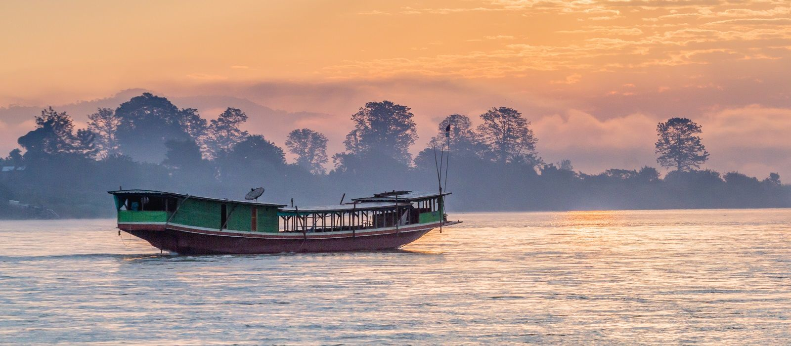 Luxury Cruising on the Mighty Mekong Tour Trip 1