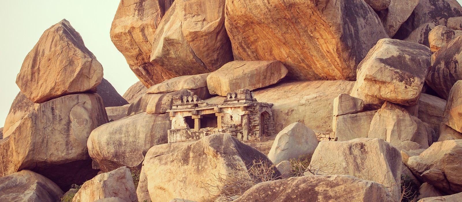 Südindien, ganz klassisch: Von Nagarhole bis nach Hampi Urlaub 1