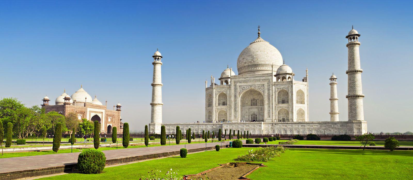 Glanzvolles Rajasthan & Taj Mahal: Exklusiver Luxus mit dem Oberoi-Angebot Urlaub 2