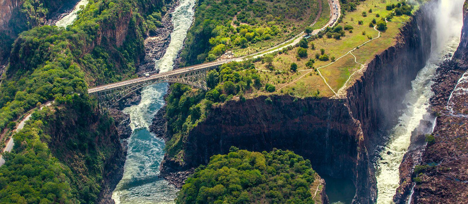 Botswana & Simbabwe hautnah: Viktoriafälle, Chobe & Okavango Delta Urlaub 2