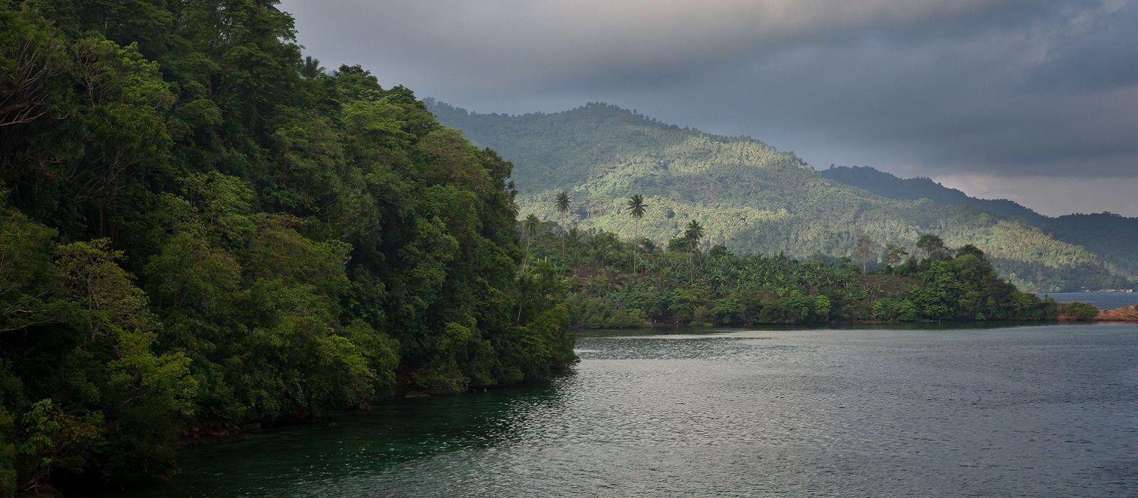 Reiseziel Lembeh Indonesien