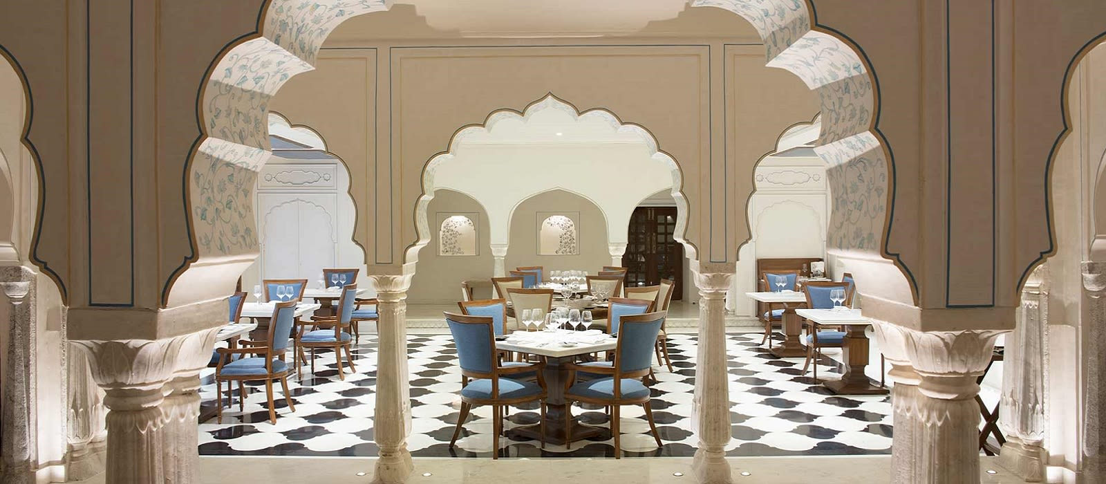 Hotel Alila Fort Bishangarh North India