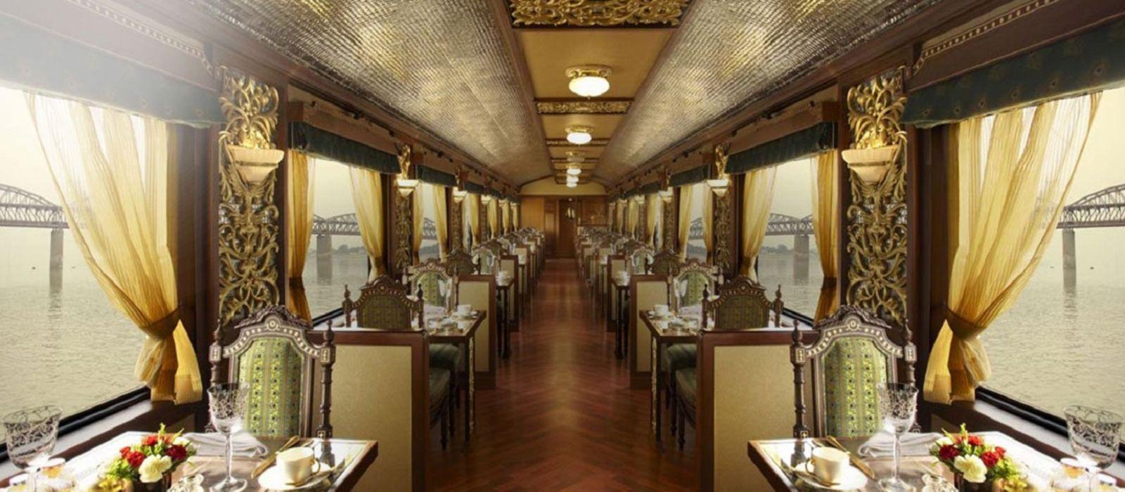 Hotel Maharajas Express –  Gems of India (3 nights) North India