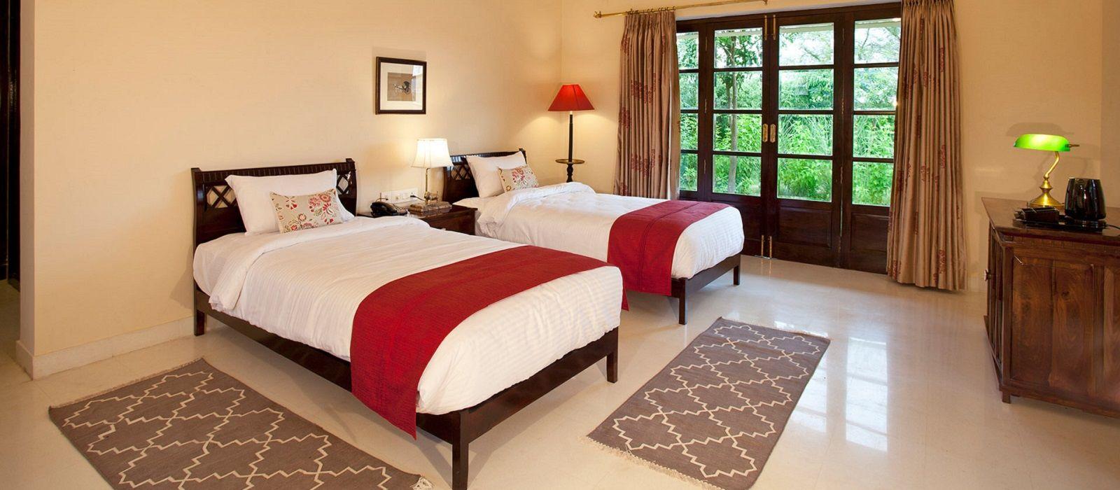 Hotel Tree Leaf Kipling Lodge Ranthambore North India
