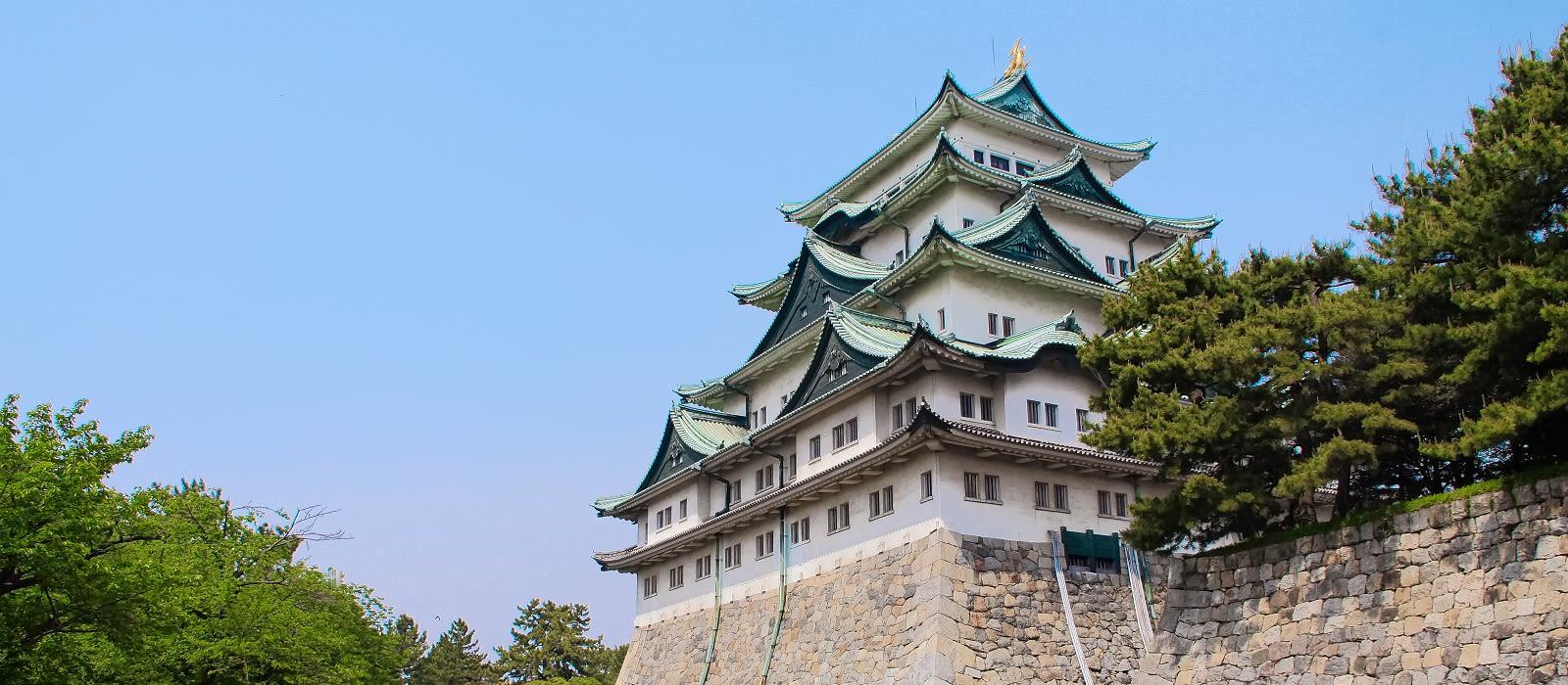 Reiseziel Nagoya Japan