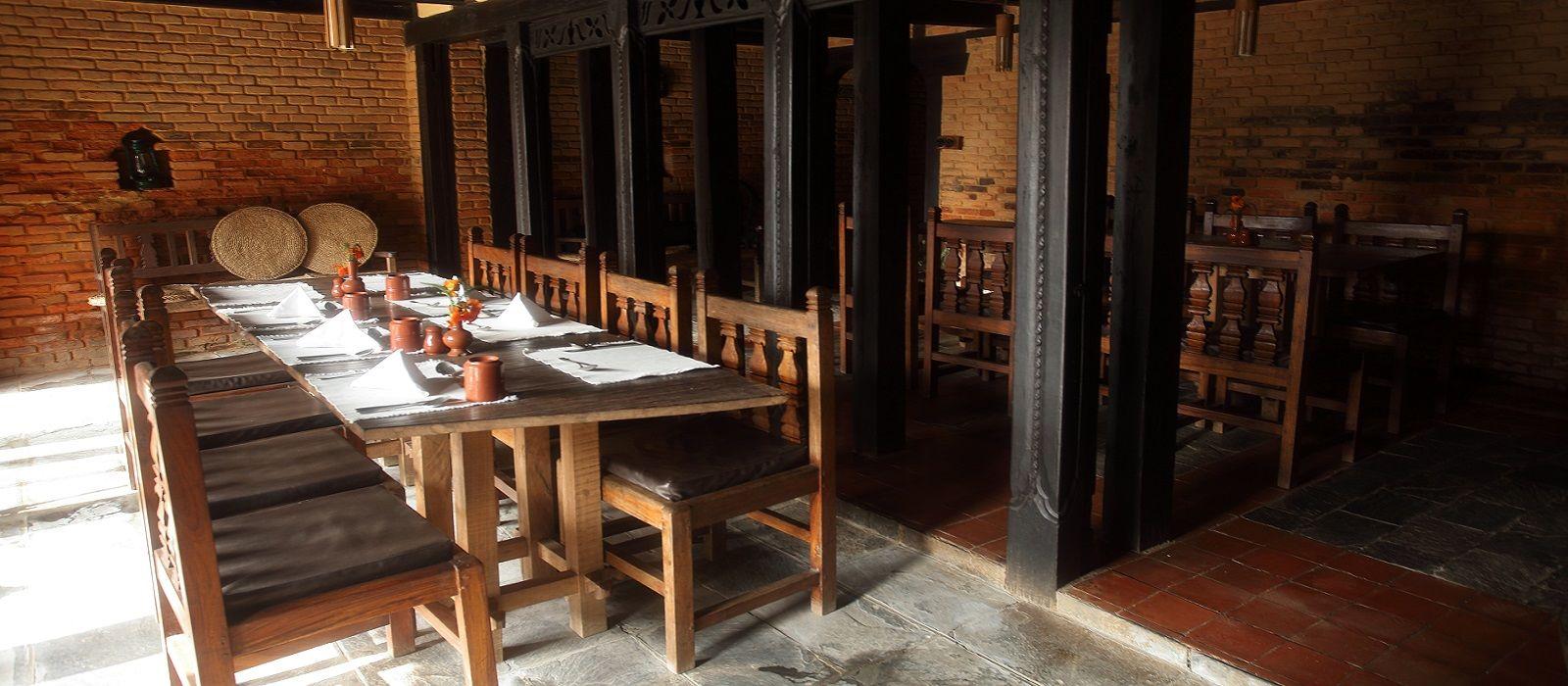 Hotel Gaun Ghar Nepal
