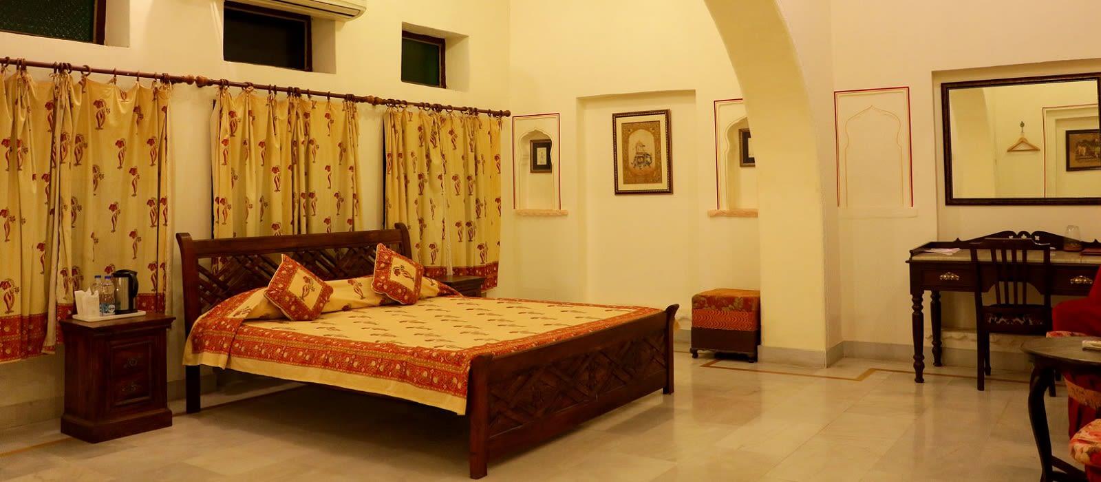 Hotel Dev Niwas Bundi North India