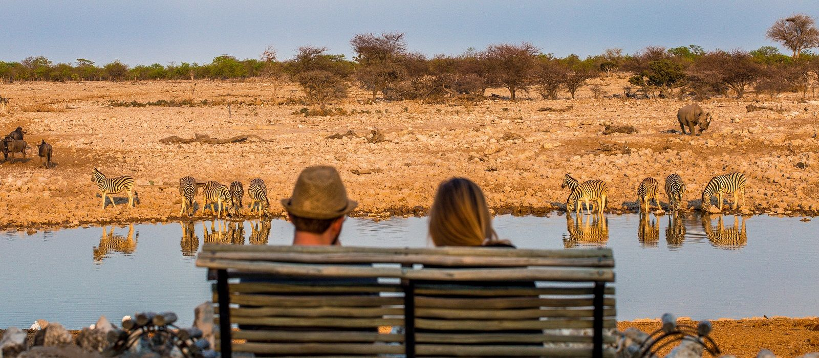 Wings Over Namibia, Victoria Falls and Botswana Tour Trip 2