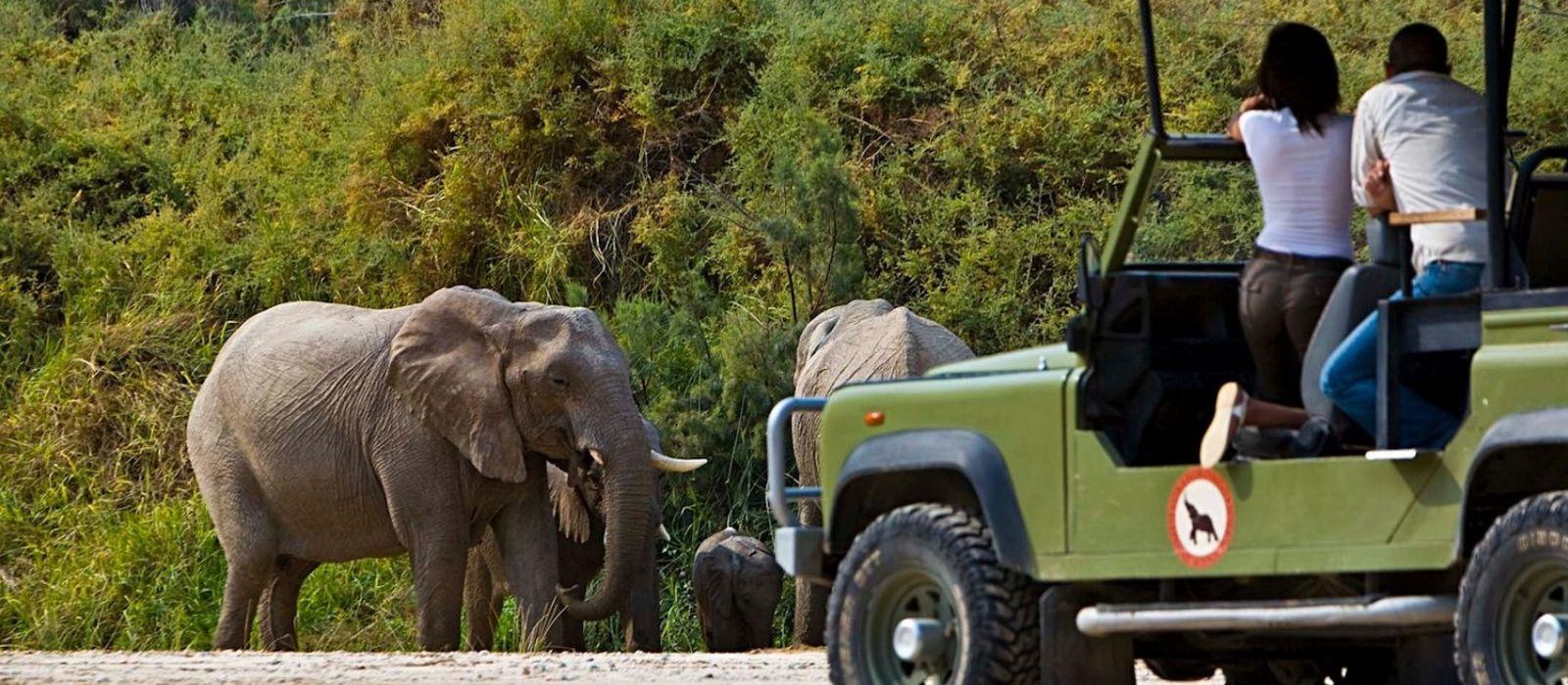 Namibias schönste Landschaften von oben Urlaub 5