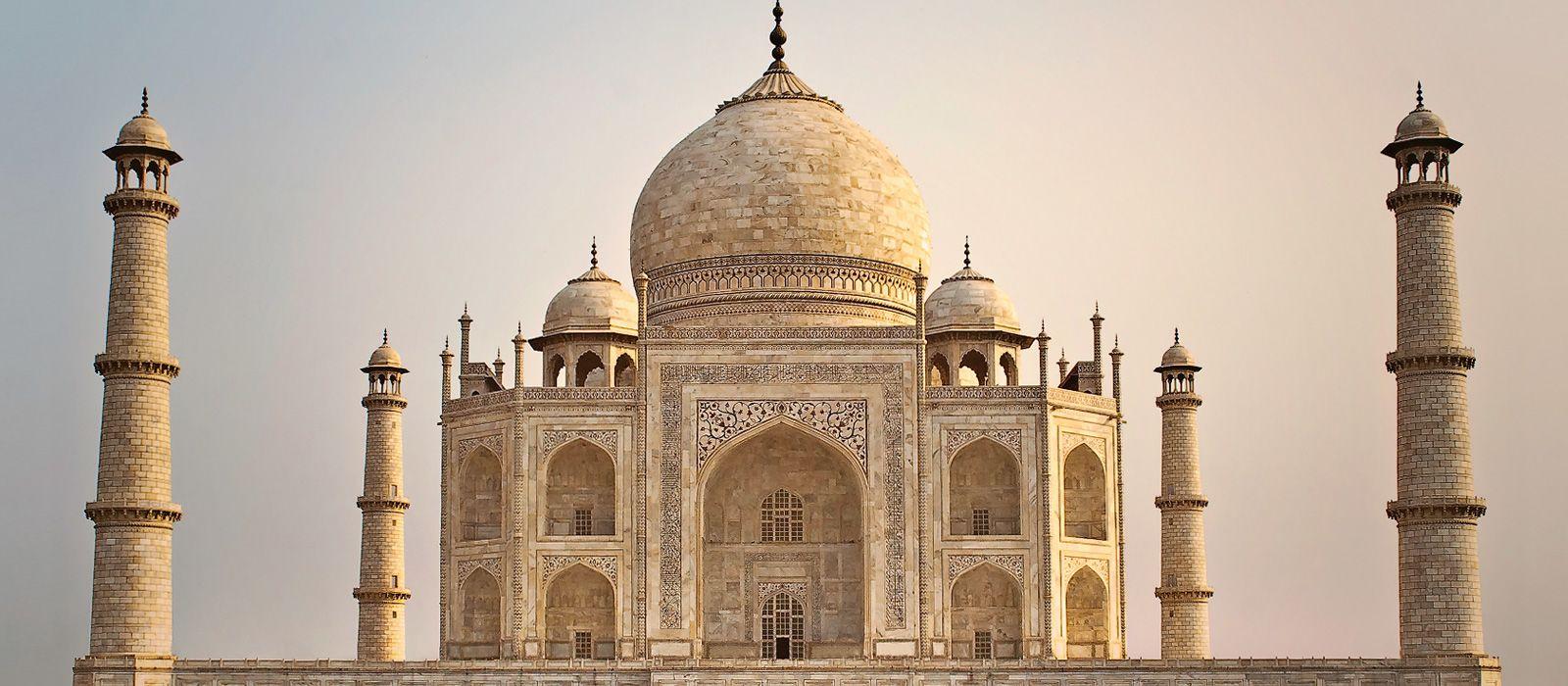 Luxuriöse Reise nach Indien: Bezaubernde Paläste und goldener Strand Urlaub 3