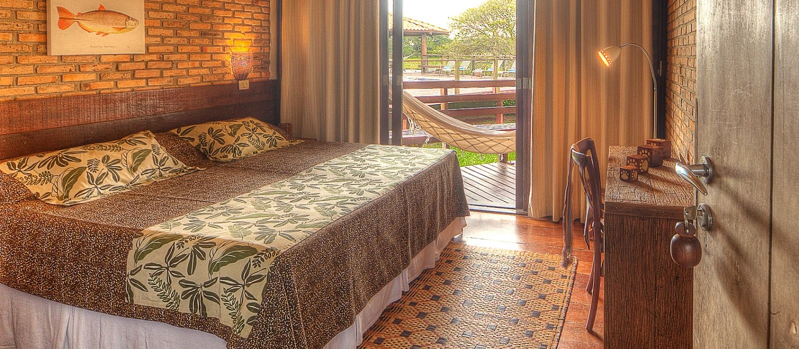 Hotel Caiman Ecological Refuge Baiazinha Lodge Brazil