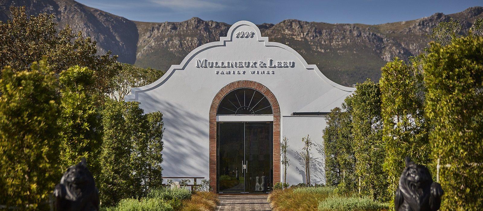 Hotel Leeu Estates South Africa