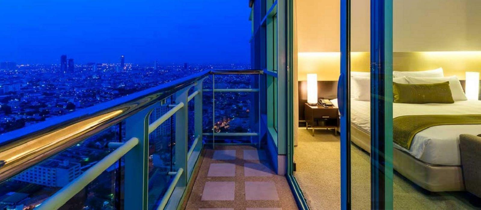 Hotel Chatrium  Riverside Bangkok Thailand