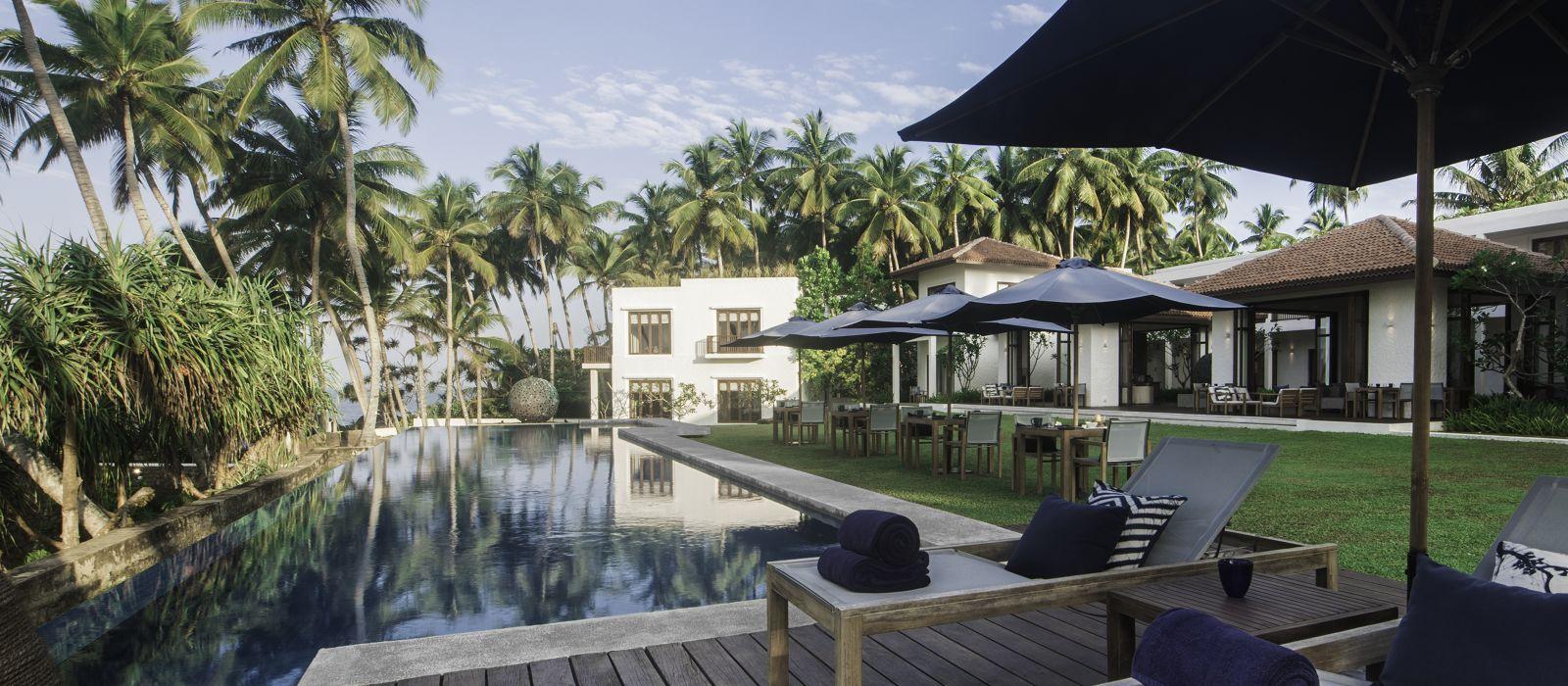 Hotel Kumu Beach Sri Lanka