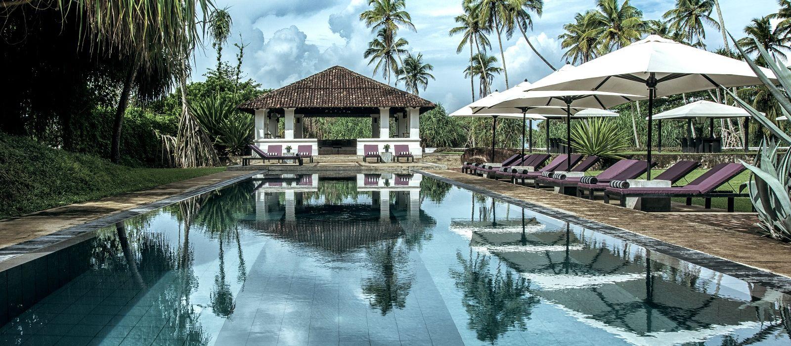 Hotel Paradise Road The Villa Sri Lanka