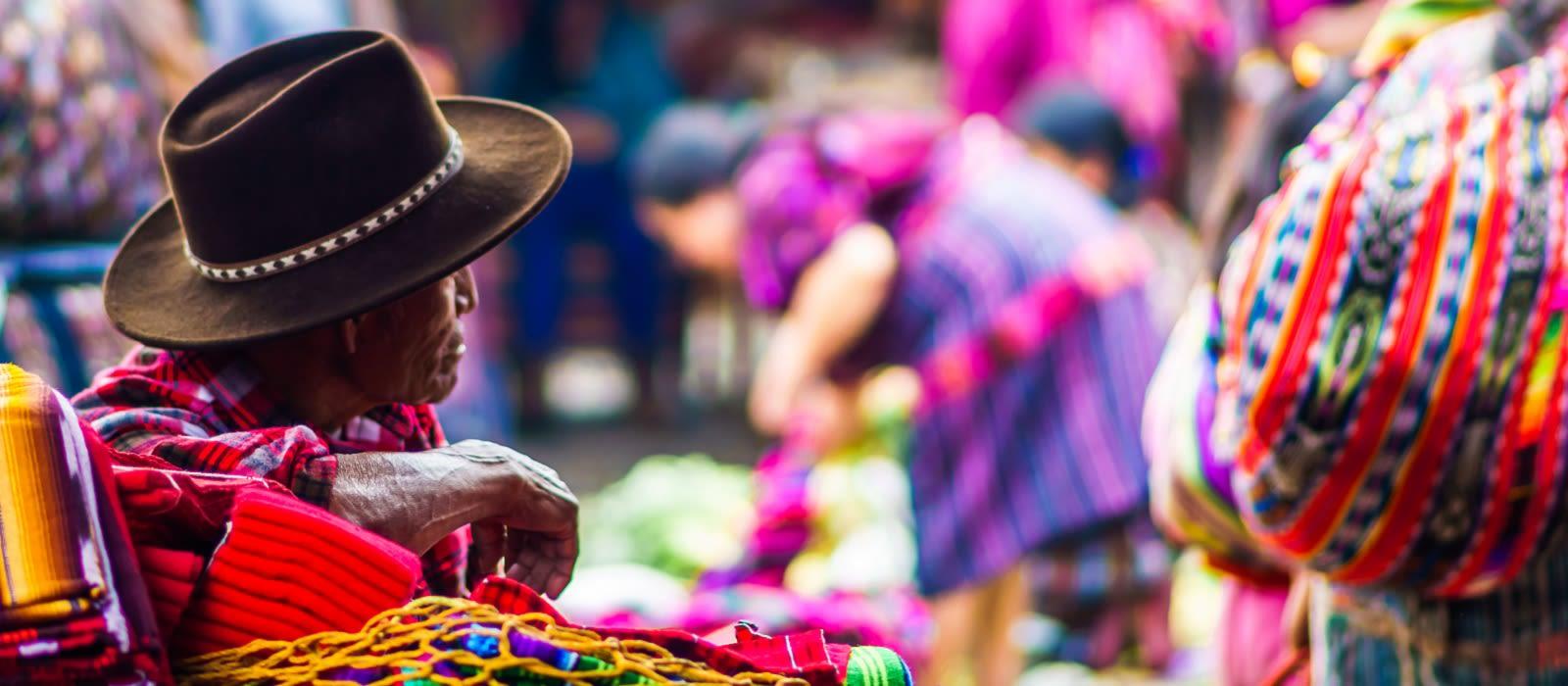 Destination Chichicastenango Guatemala