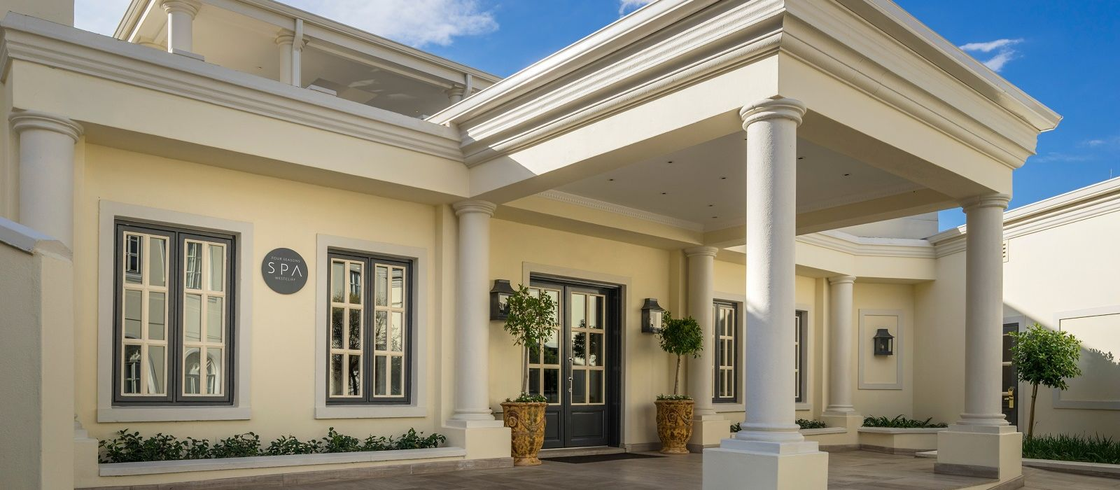 Hotel Four Seasons  The Westcliff South Africa