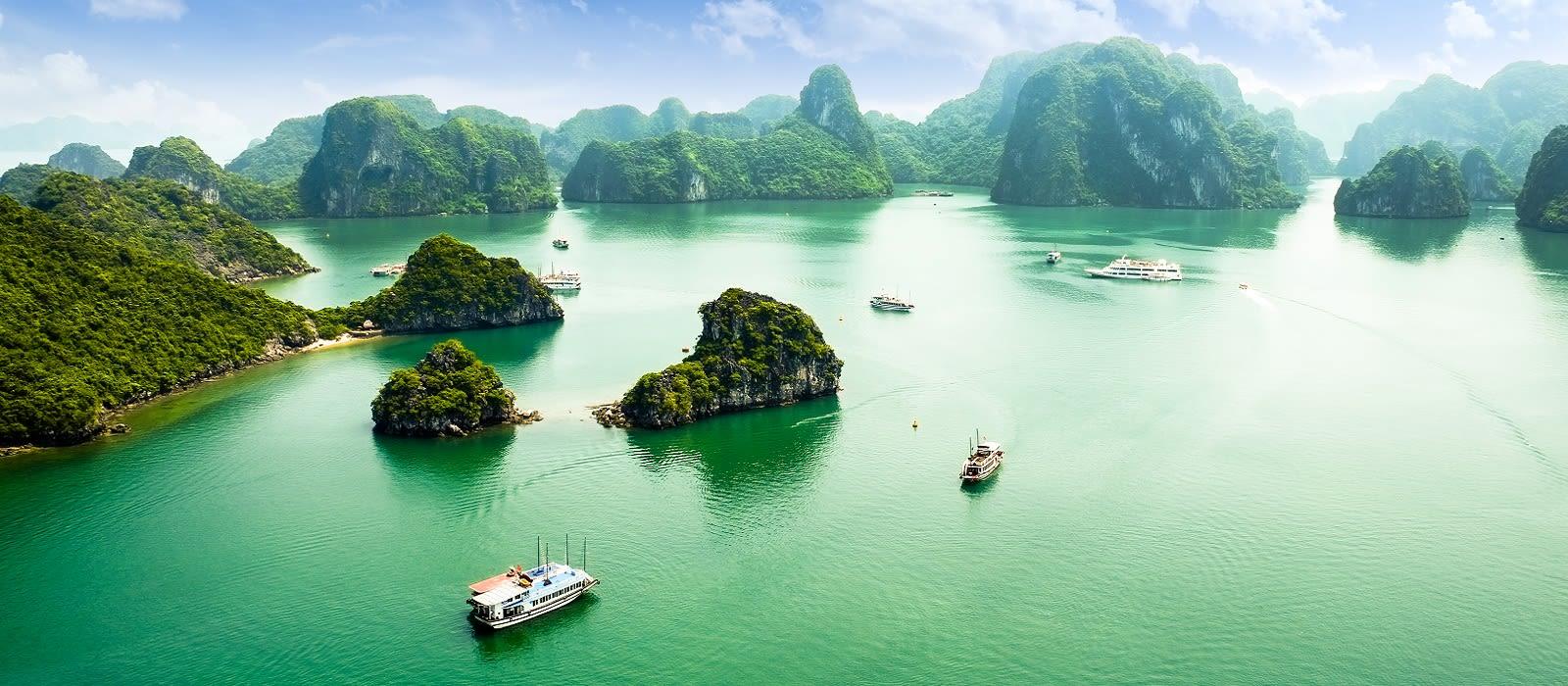 Vietnam: Luxuriöses Paradies für Ihre Flitterwochen Urlaub 3