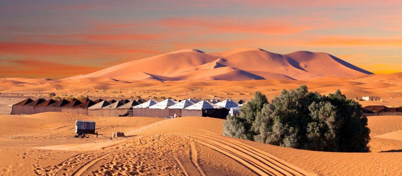 Destination Merzouga Morocco