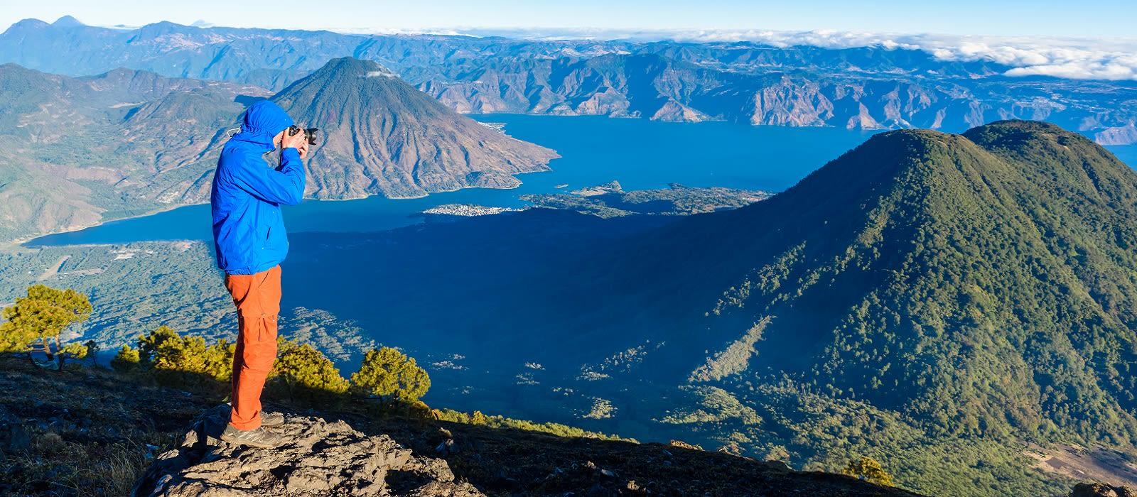 Guatemala Reise – Nationalparks & Vulkanwanderungen Urlaub 3