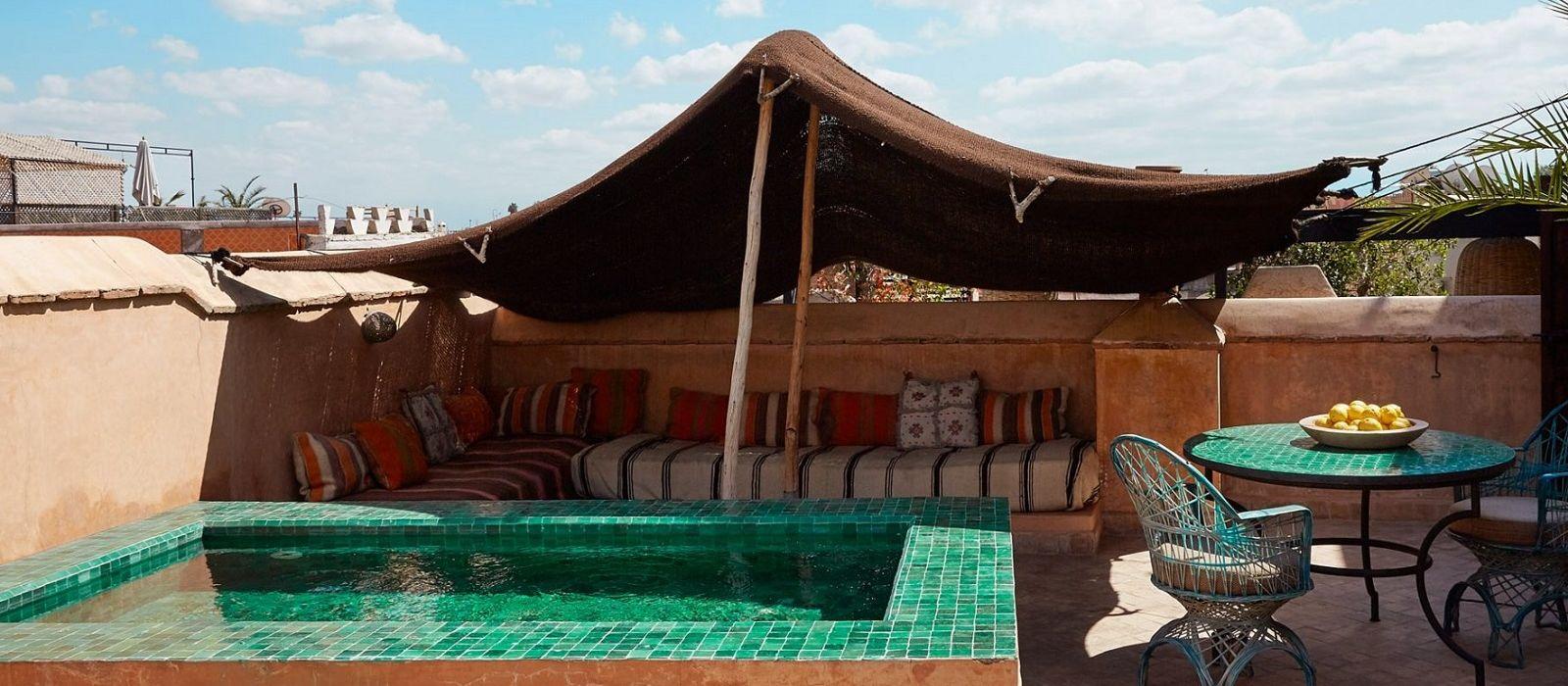 Hotel El Fenn Marokko