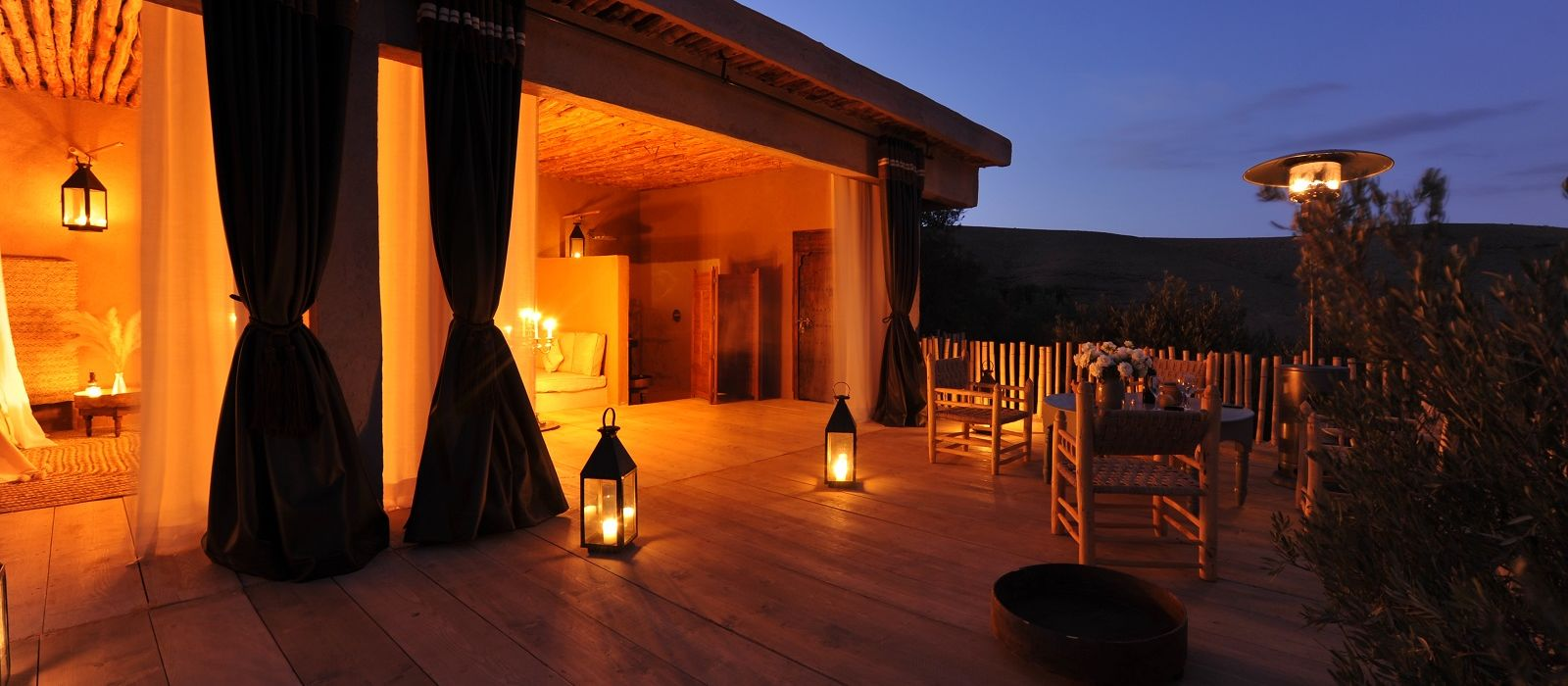 Hotel La Pause Marokko
