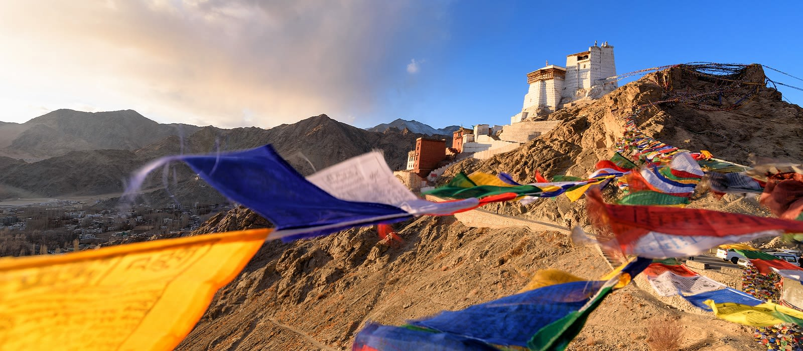 Leh's Buddhist Heritage and Natural Wonders Tour Trip 5