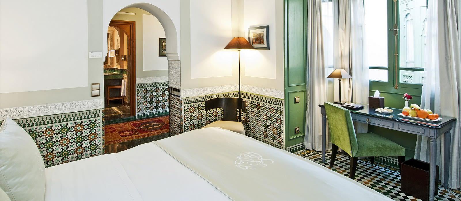 Hotel Palais Faraj Morocco