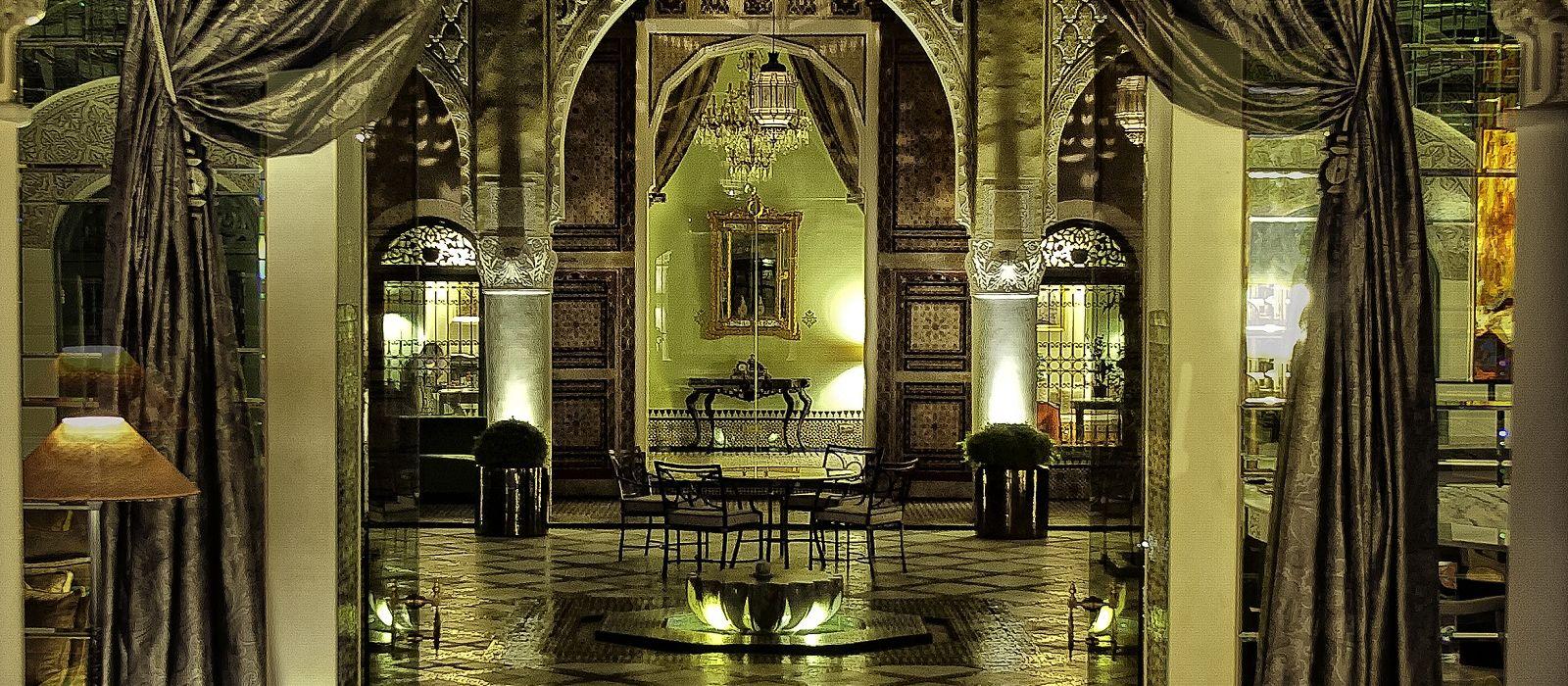 Hotel Palais Faraj Marokko