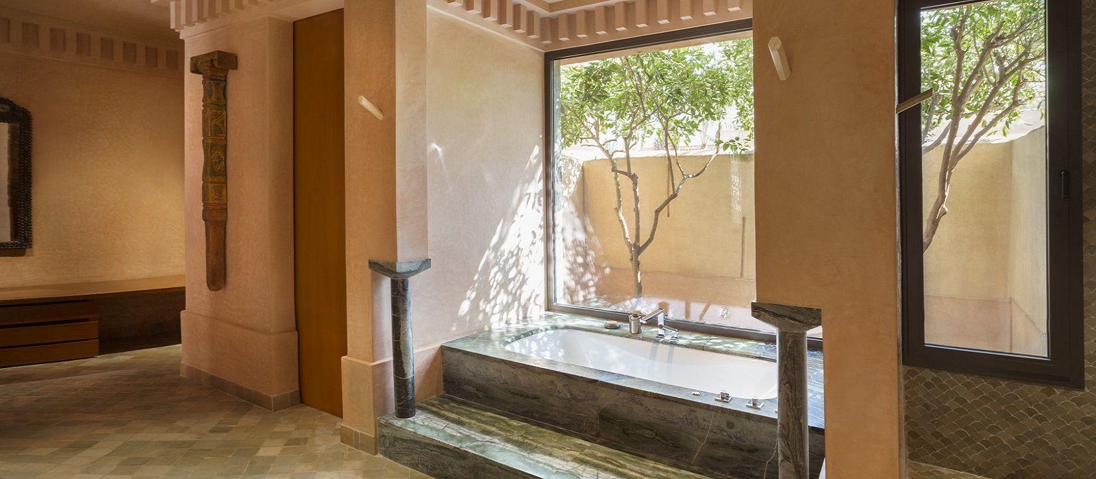Hotel Amanjena Morocco