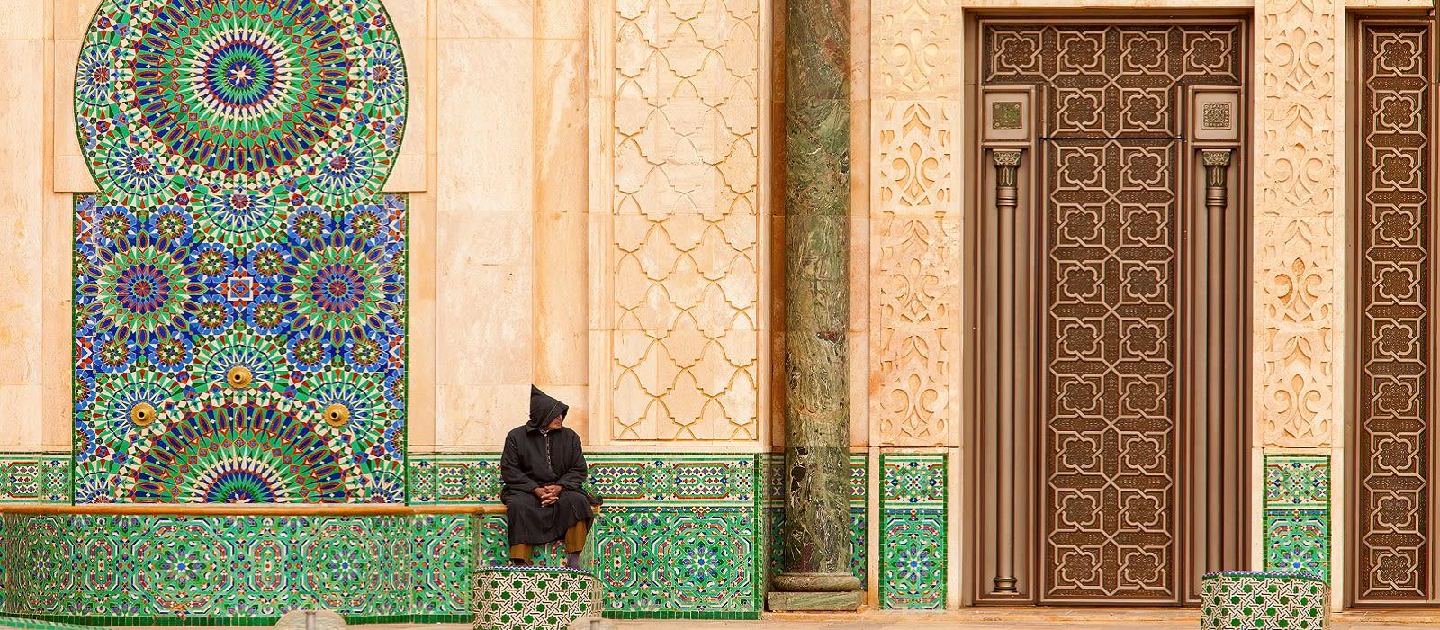 Marokko: Geschäftige Souks, majestätische Gipfel & goldene Sahara Urlaub 2