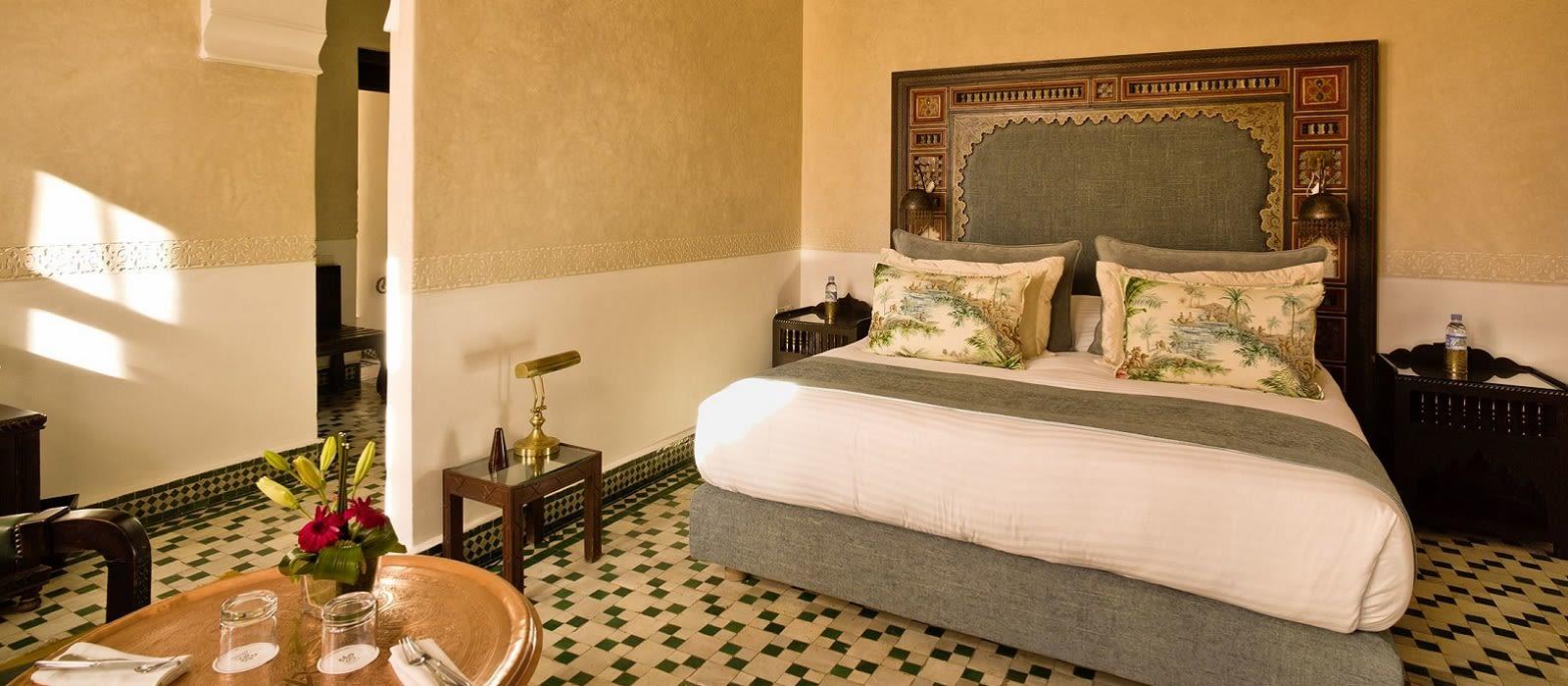 Hotel Riad Fes Morocco