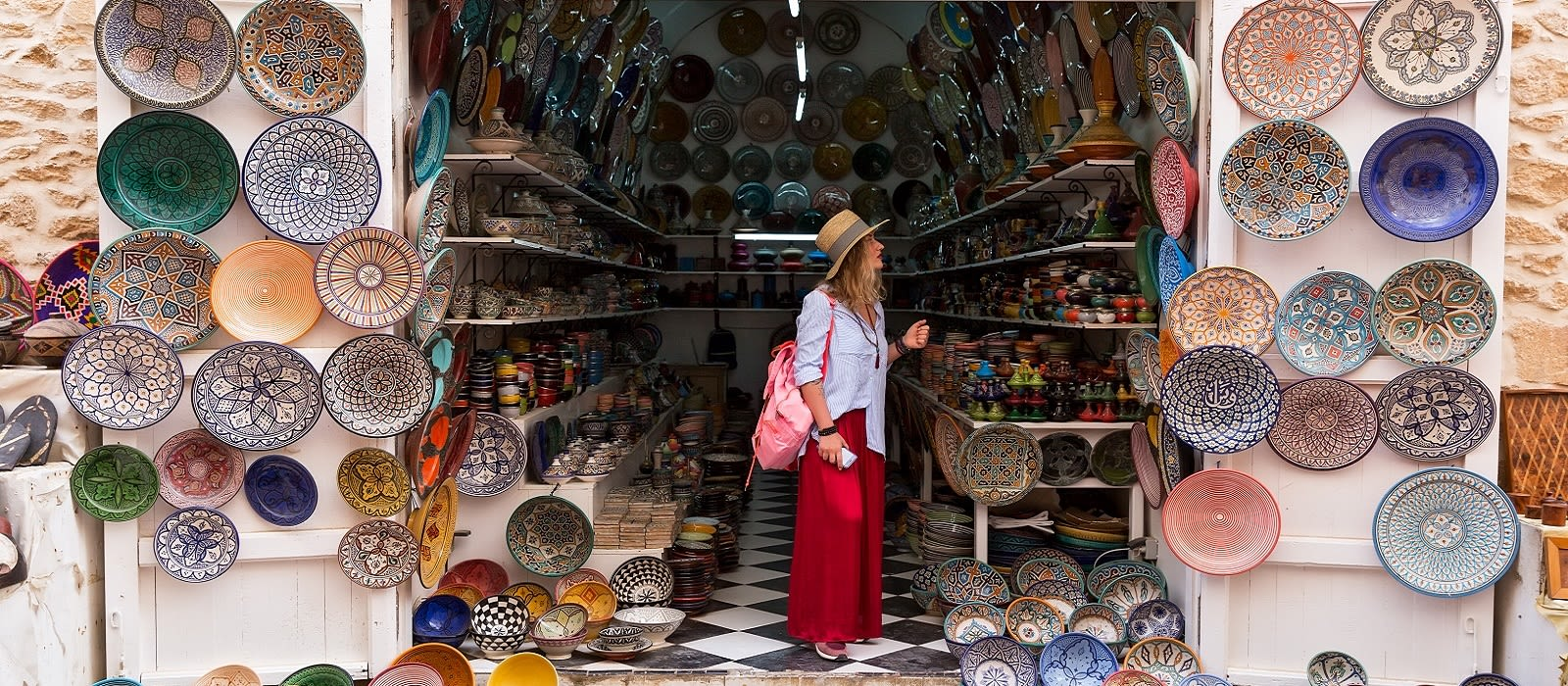 Marokko: Bergwelten, Küstenflair & schillernde Städte Urlaub 3