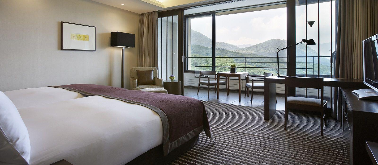 Hotel Hyatt Regency Hakone Resort and Spa Japan