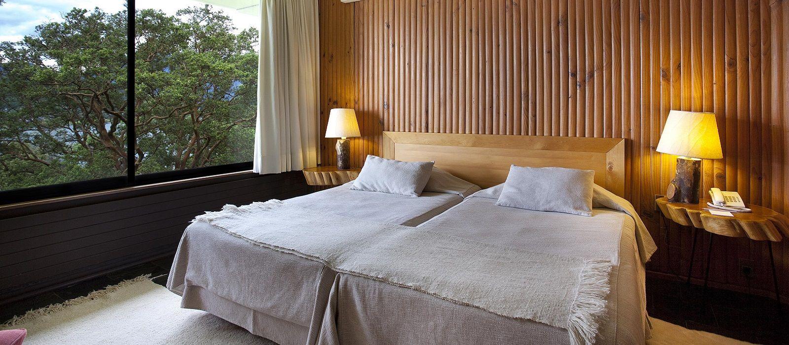 Hotel  Antumalal Chile
